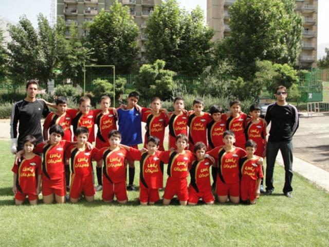 خاطرات مدرسه فوتبال
